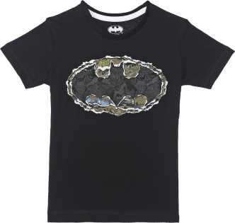 027ee89989c Batman Kids Clothing - Buy Batman Kids Clothing Online at Best ...
