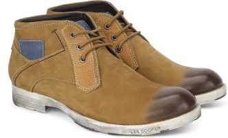 39daec5372023 Lee Cooper Mens Footwear - Buy Lee Cooper Mens Footwear Online at ...
