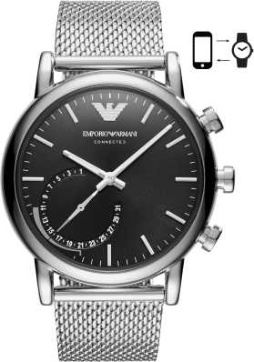 51f51ffa58f Emporio Armani Watches - Buy Emporio Armani Watches Online For Men ...