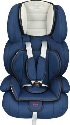 Notty Ride Baby Car Seat BLUE Booster