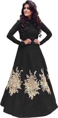 Black Gowns - Buy Black Gowns  d3c32455a486