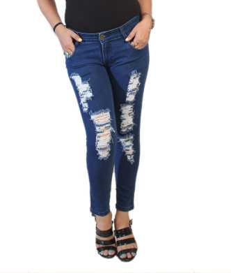 dde16f3e835 Boyfriend Jeans - Buy Boyfriend Jeans online at Best Prices in India ...