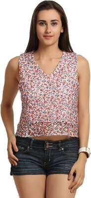 7f847e3fab056a Deep Neck Tops - Buy Deep Neck Tops online at Best Prices in India ...