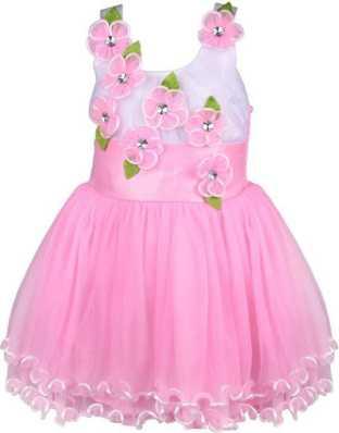 818b7ccab Baby Frocks Designs - Buy Baby Long Party Wear Frocks Dress Designs online  at best prices - Flipkart.com