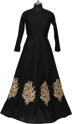 7f6b147b37 Black Gowns - Buy Black Gowns