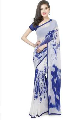 e49fd91bf6cfcb Pure Georgette Sarees - Buy Pure Georgette Sarees Online at Best ...