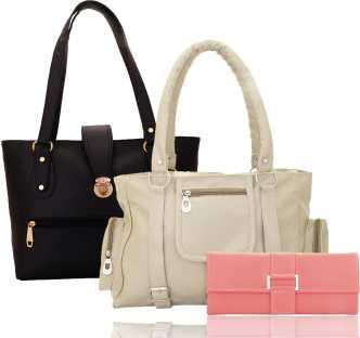 d68ea4673af9 Lady Bar Handbags - Buy Lady Bar Handbags Online at Best Prices In ...