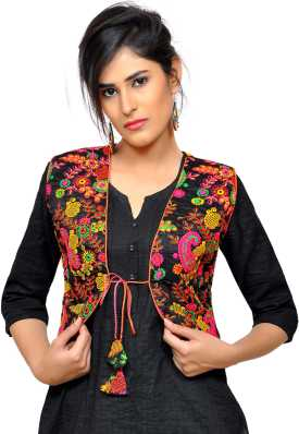 c20322a0635e Jackets for Women - Buy Ladies Leather Jackets Online at Best Prices In  India