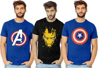 5b50389e43d T Shirts Online - Buy T Shirts at India s Best Online Shopping Site