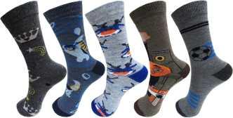 c4153e21f Socks For Boys - Buy Boys Socks Online at Best Prices in India ...