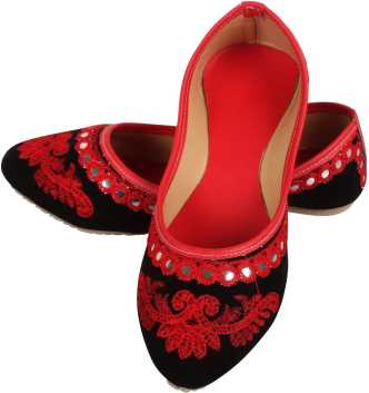 6bc1823b3f88f Women's Ethnic Shoes - Buy Ethnic Shoes for women Online at Best ...