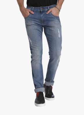 Distressed Jeans - Buy Distressed Jeans Online at Best Prices In ... f6ef393e4c