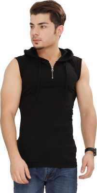 18e03151bb60f sleeveless Mens T-Shirts online at Flipkart.com