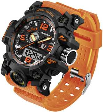 f6abbaf38ae Sanda Watches - Buy Sanda Watches Online at Best Prices in India ...