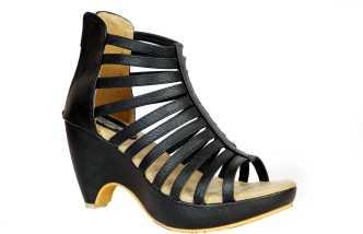 f521c05b410681 Block Heels - Buy Block Heels Sandals Online At Best Prices in India ...