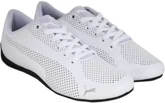 Puma White Sneakers - Buy Puma White Sneakers online at Best Prices ... d46ec53f0