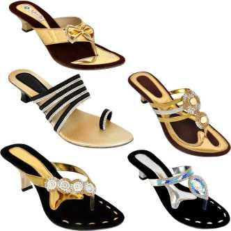 0eacf4563bc Kitten Heels - Buy Kitten Heels online at Best Prices in India ...