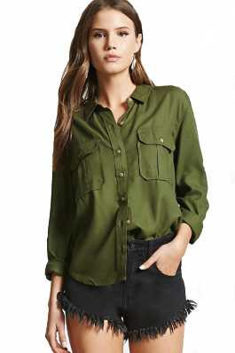 695ecbe4a Women's Shirts Online at Best Prices In India|Buy ladies' shirts ...