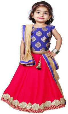 dd6fdd83c0ab6 Girls Ethnic Wear - Buy Girls Ethnic Clothes Online
