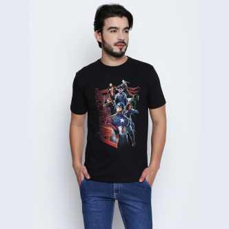 4666b7b5 Marvel Tshirts - Buy Marvel Tshirts Online at Best Prices In India    Flipkart.com