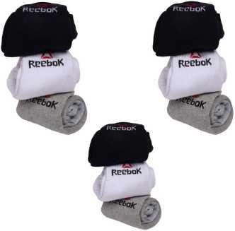 Reebok Socks - Buy Reebok Socks Online at Best Prices In India ... bc9023bc3
