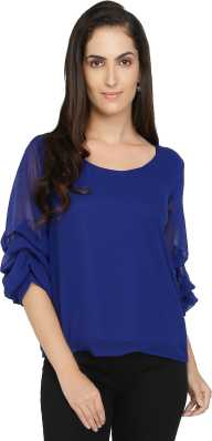 9dc896b843bd Party Tops - Buy Latest Party Wear Tops Online at Best Prices In ...