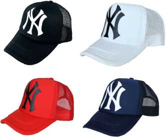 44d56d9018dc9 Baseball Cap - Buy Baseball Cap online at Best Prices in India ...