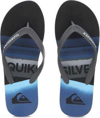 6b6d50e727c64e Quiksilver Slippers Flip Flops - Buy Quiksilver Slippers Flip Flops Online  at Best Prices In India