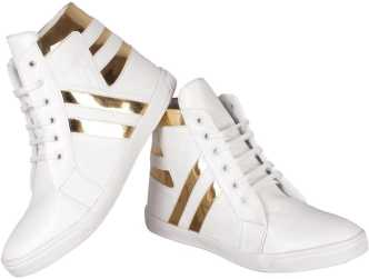 uk availability a3414 c04e3 High Ankle Shoes - Buy High Ankle Shoes online at Best Prices in ...