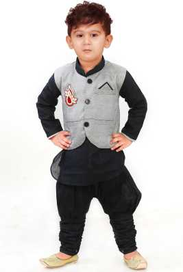 977917b515 Boys Ethnic Wear - Buy Boys Ethnic Clothes Online At Best Prices ...