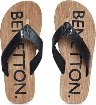 bb0a1ec9026e United Colors Of Benetton Slippers Flip Flops - Buy United Colors Of ...