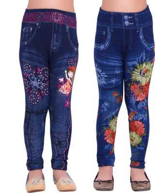 b8381b10c43 Girls Leggings  amp  Jeggings Online Store - Buy Leggings and Jeggings For  Girls Online At Best Prices in India - Flipkart.com