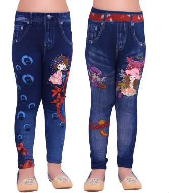1e01e4dc296b2 Girls Leggings & Jeggings Online Store - Buy Leggings and Jeggings For  Girls Online At Best Prices in India - Flipkart.com