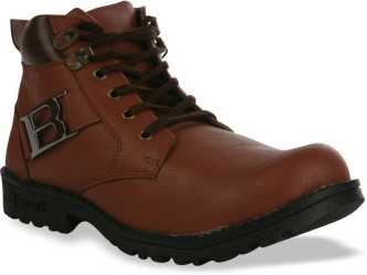 High Neck Shoes - Buy High Neck Shoes online at Best Prices in India ... 4c7a28dc0f15