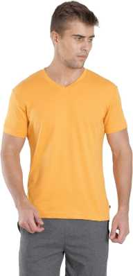 aaa4f14a Orange Tshirts - Buy Orange Tshirts Online at Best Prices In India ...
