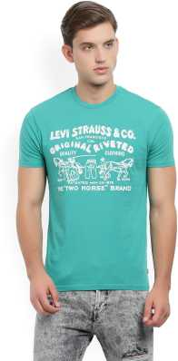 78ab85f34d8 Levi S Tshirts - Buy Levi S Tshirts Online at Best Prices In India ...