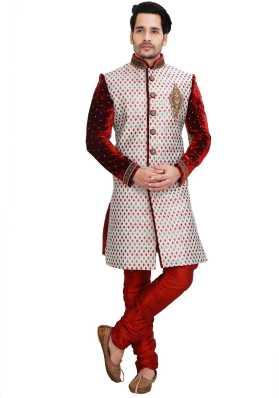 Sherwani (शेरवानी) For Men- Buy Wedding Sherwani Suits/Kurta ...