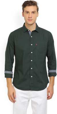 2a70dc78ed Levi S Shirts - Buy Levi S Shirts Online at Best Prices In India ...