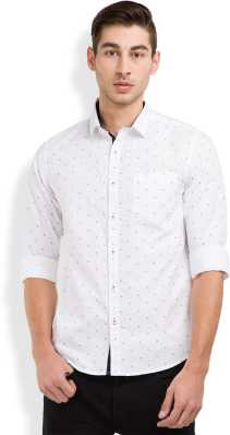 9bc34de211e White Shirts - Buy White Shirts Online at Best Prices In India ...