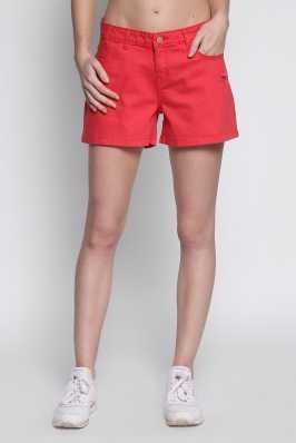 199cc448bb Women Shorts - Buy Ladies Shorts, Denim Shorts & Hotpants Online ...