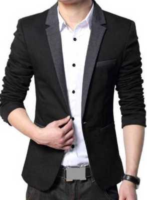 Black Blazers Buy Black Blazers Online At Best Prices In India