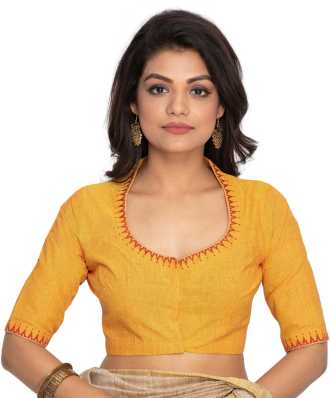 Saree Blouses Buy Designer Readymade Blouses For Women Latest