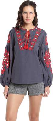 52371f3b0eff7e Vero Moda Tops - Buy Vero Moda Tops Online at Best Prices in India ...