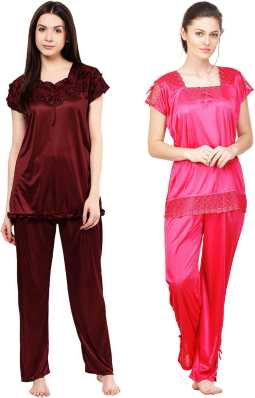 f1c2268d86 Night Suits for Women - Buy Women Night Suits Online for Women at ...