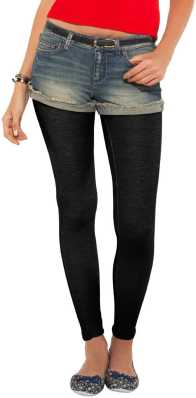 59014963d64ab Go Colors Leggings - Buy Go Colors Leggings Jeggings Online at Best ...