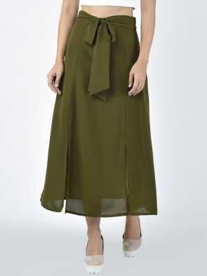 314b75ce6 Midi Skirts - Buy Midi Skirts Online at Best Prices In India   Flipkart.com