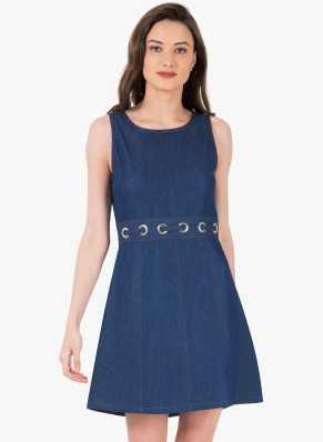 56b6cd77e15b Skater Dress - Buy Skater Dresses Online at Best Prices In India ...