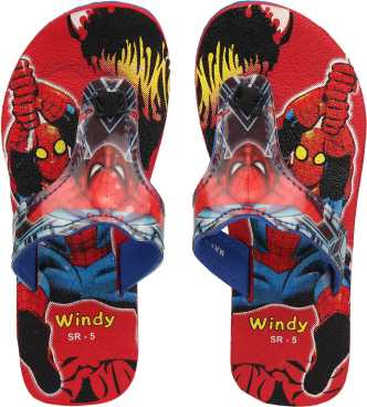 17a05f578fb Girls Slippers   Flip Flops - Buy Slippers For Girls Online At Best Prices  In India