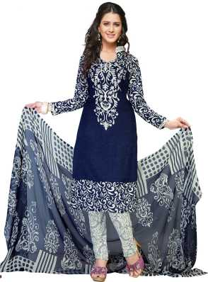 fbb2ee771 Dress Materials - Buy Churidar Chudidar Materials Online for Women at Best  Prices in India