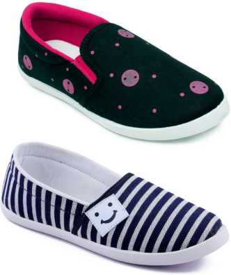 a7ae100f9e3ace Canvas Shoes - Buy Canvas Shoes Online For Women At Best Prices In India -  Flipkart.com